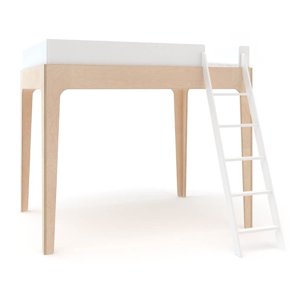 Twin loft bed dimensions  Letto soppalco  Montessori Kids s and Room