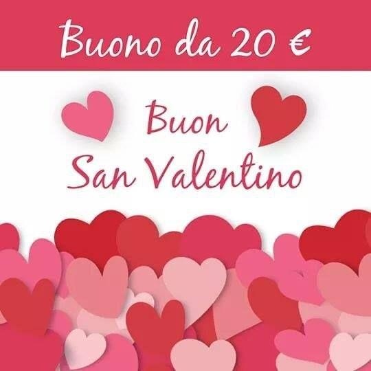 Sta arrivando San Valentino ...... ma anche un bel regalino !!!!!!! Se acquisti in questi giorni il tuo regalo di San Valentino da Paola e Rosa  riceverai anche un buono da 20 da utilizzare dal 17 al 30 Aprile a fronte di una spesa minima di 100. #enjoy #like4like
