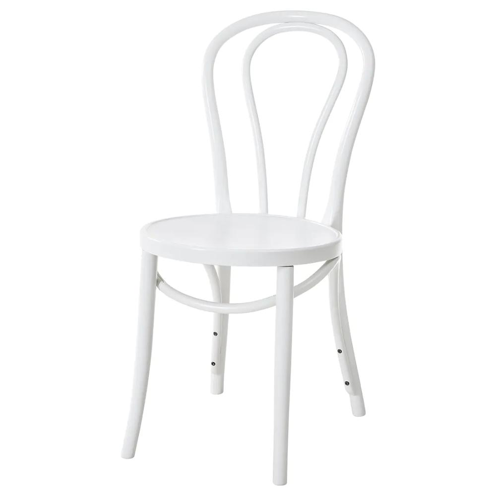 ÖGLA Stol, vit IKEA | Stolar, Stol vit, Ikea