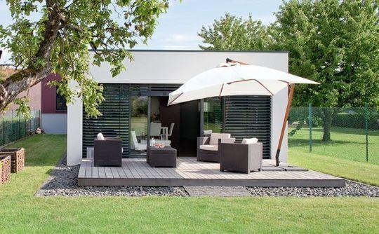 Plan d\u0027une maison sur une terrain en longueur Decoration and House - Plan Maison En Longueur