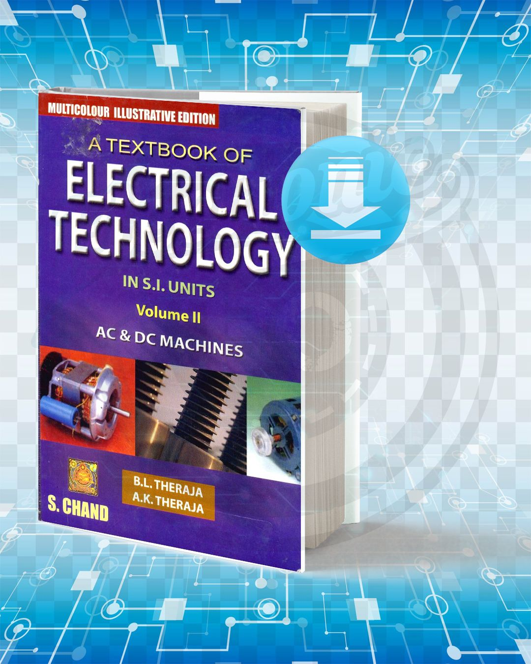 Download A Textbook Of Electrical Technology Volume 2 Basic Electrical Engineering Electrical Engineering Books Textbook