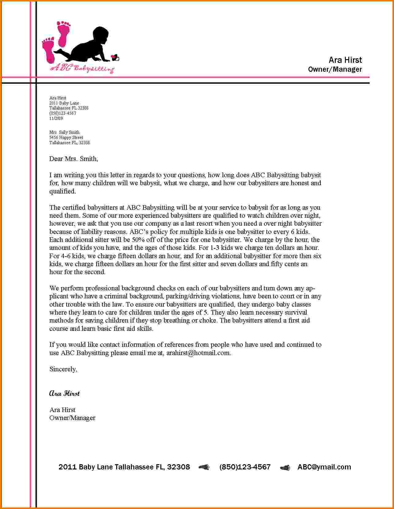 Business letter from company sample format with multiple signatures business letter from company sample format with multiple signatures spiritdancerdesigns Images