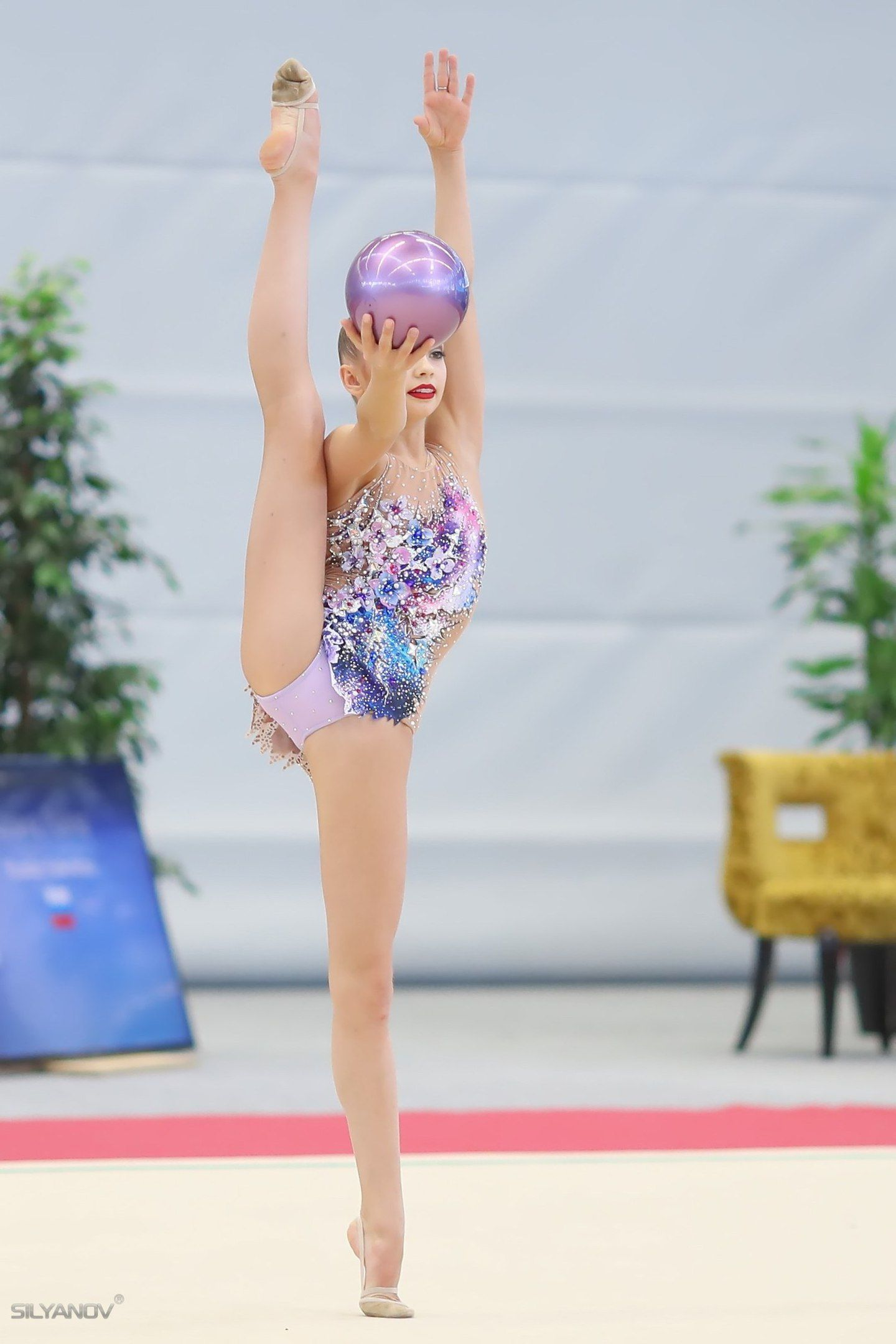 Polina Orlova (Russia), Luxembourg Trophy 2017