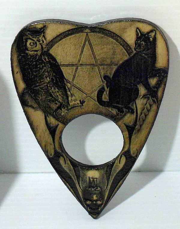 vintage ouija planchette | buy | Ouija, Witch, Occult