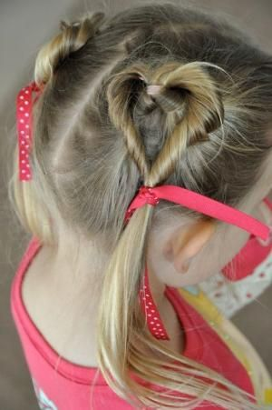 cabelo bonito dia dos namorados para as meninas por Lynne