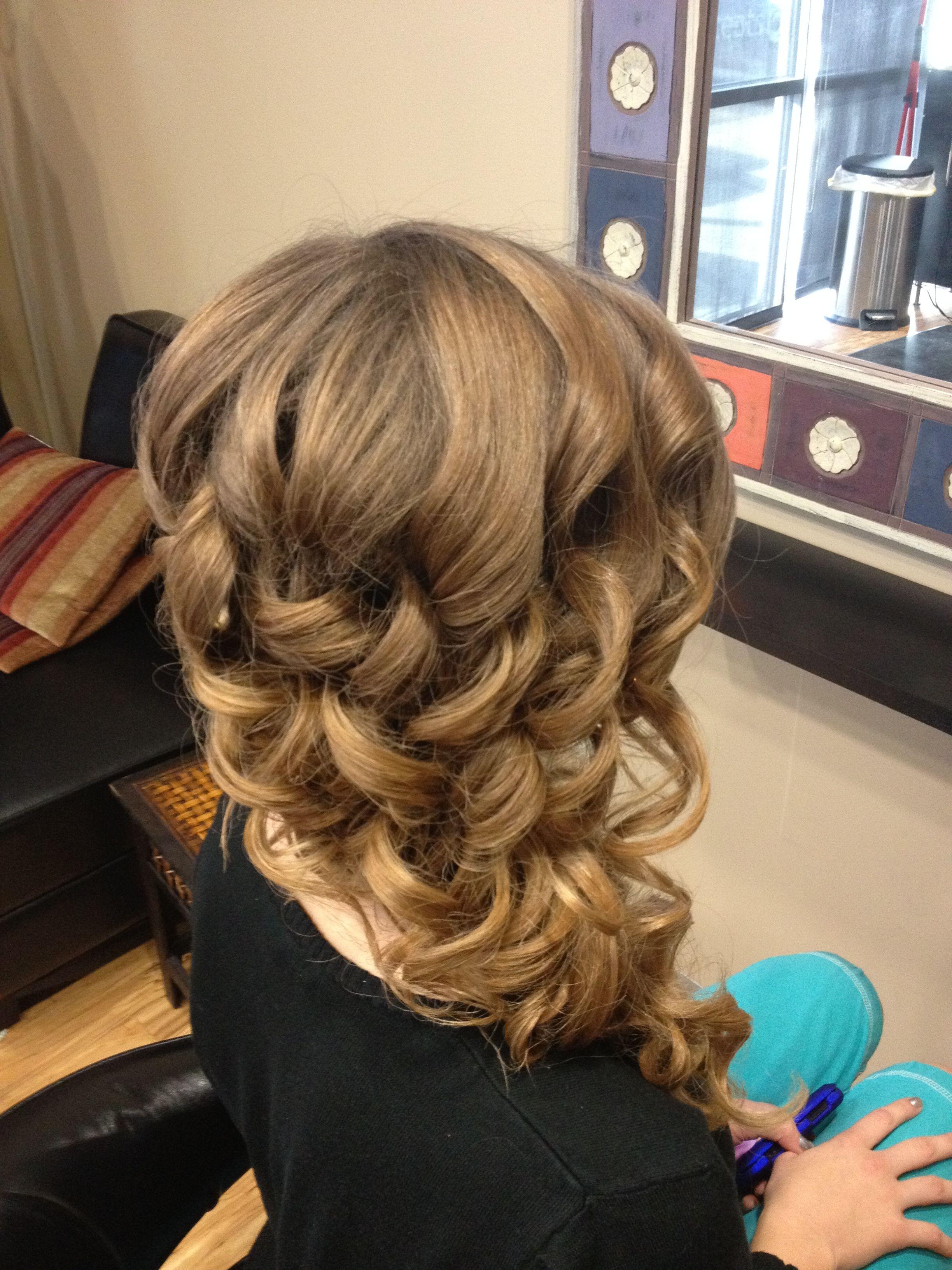 Formal hair hair pinterest formal hair hair makeup and makeup