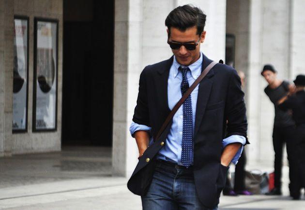 5 Fashion Tips For Tall Skinny Men