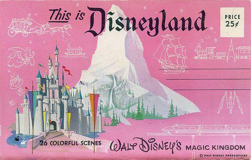classic Disneyland