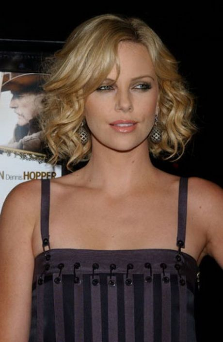 Short hairstyles for curly fine hair | Hair styles | Pinterest ...