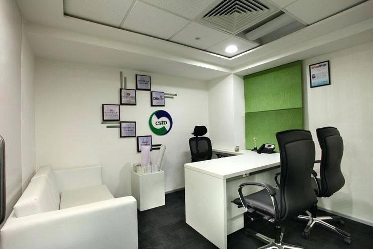 Modern Office Interior Design Ideas Small Office Office Interior