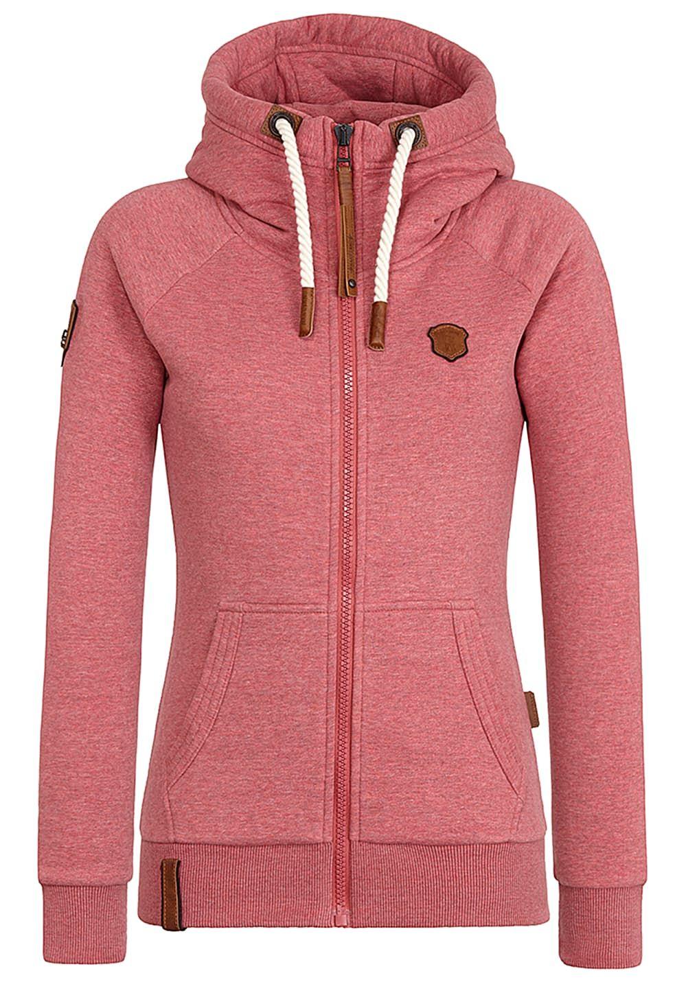 Naketano Brazzo Kapuzenpullover Fur Damen Pink Jetzt Bestellen Unter Https Mode Ladendirekt De Damen Bekleidung Kapuzenpullover Kapuzenjacke Bekleidung