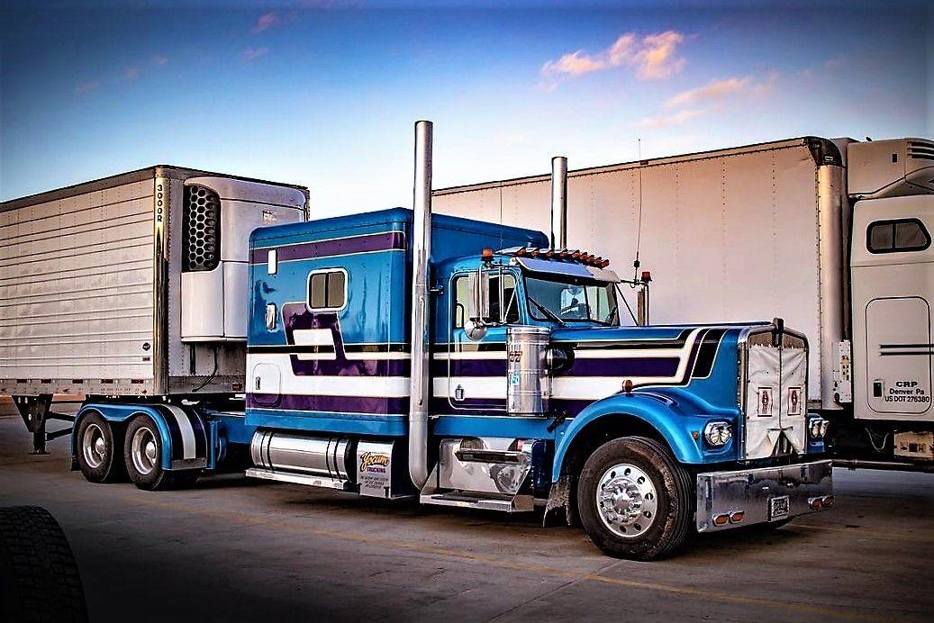 Millions of Semi Trucks Semi trucks, Trucks, Kenworth