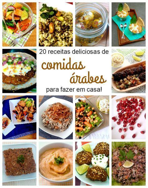 A gastronomia árabe é cada vez mais admirada no Brasil e extrapola crescentemente apenas o cardápio composto pelos nossos já velhos conhecidos esfihae kibe da rede popular de fast food. Aliás, ant…