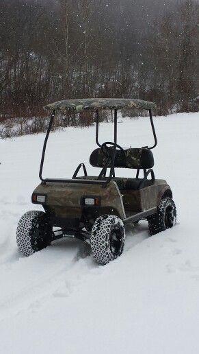 For sale! Club Car golf cart 724.374.3279  #clubcar #oilcity #easydoesitcustoms #rhox