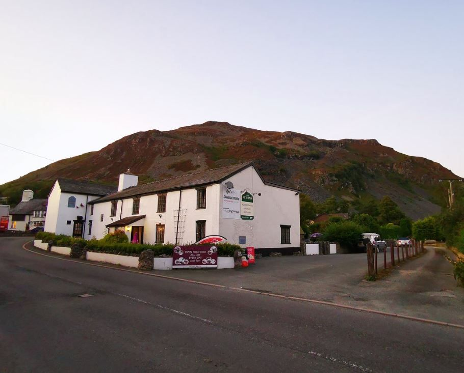 Https Www Thebandbdirectory Co Uk New Inn Hotel Llangynog Oswestry Powys Wales Uk Hotel Travel Stay Accommodation Oswestry Bed And Breakfast Hotel