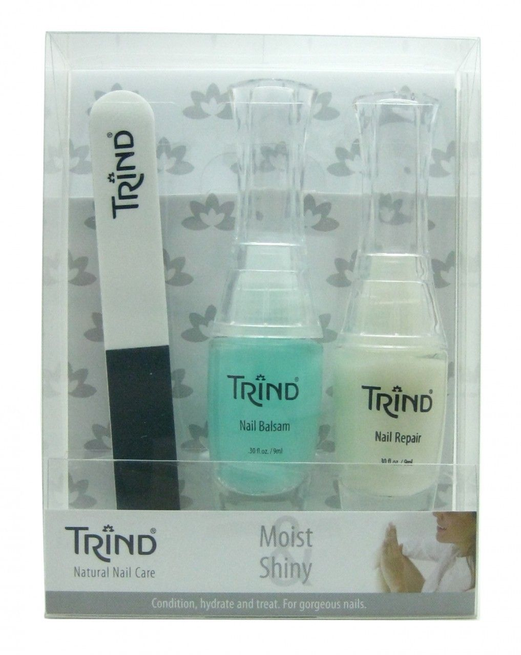MUST TRY! Apparently its the HG for nail repair Moist Shiny Kit by ...