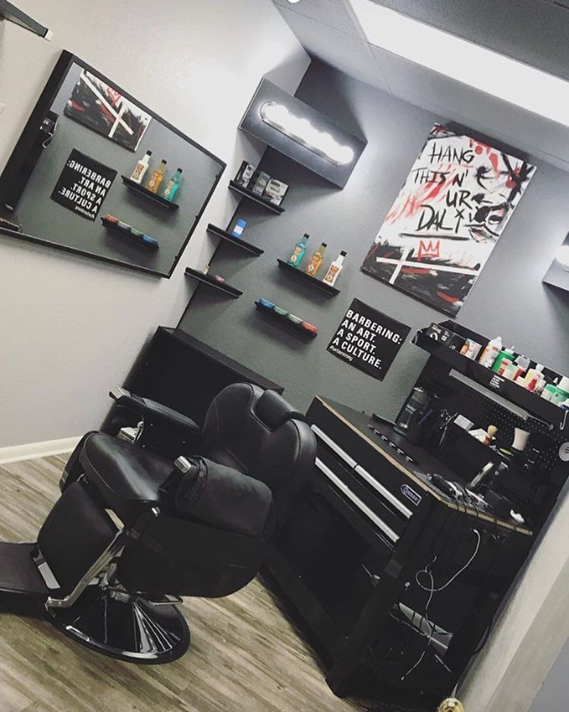 Home Salon Rennes Projeto Salon In 2019 Barber Shop Interior Barber Salon