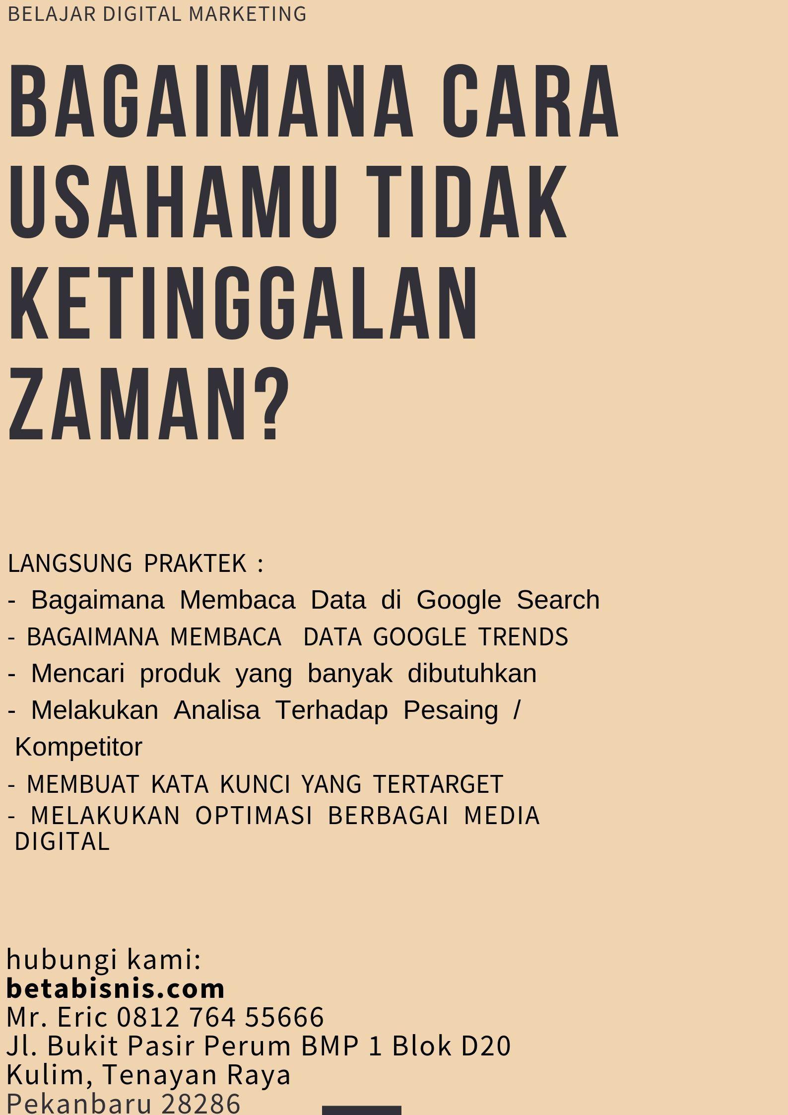 Tergampang Digital Marketing Tips Blog Pekanbaru Wa 0812 7645 5666 Programmatic Digital Marketing Marketing