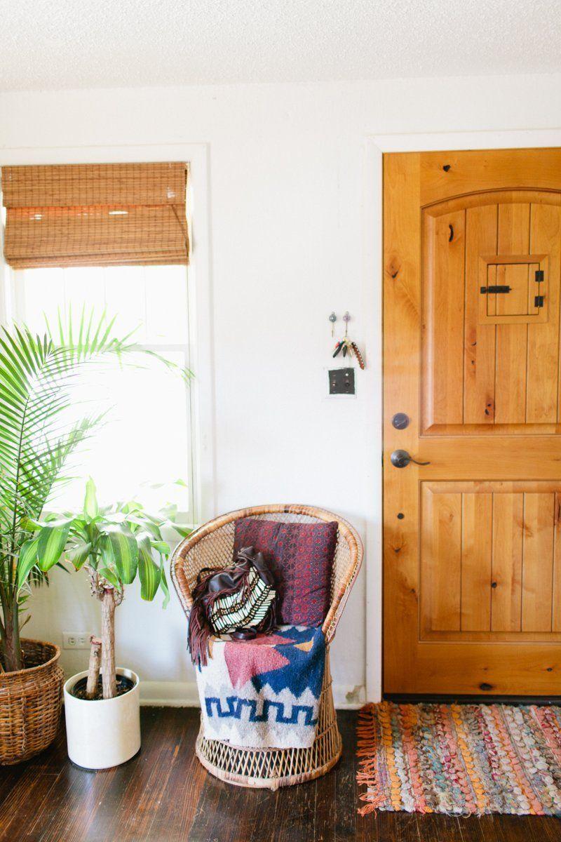 Two Texas Transplants In A Cozy Colorado Southwest Bohemian Home