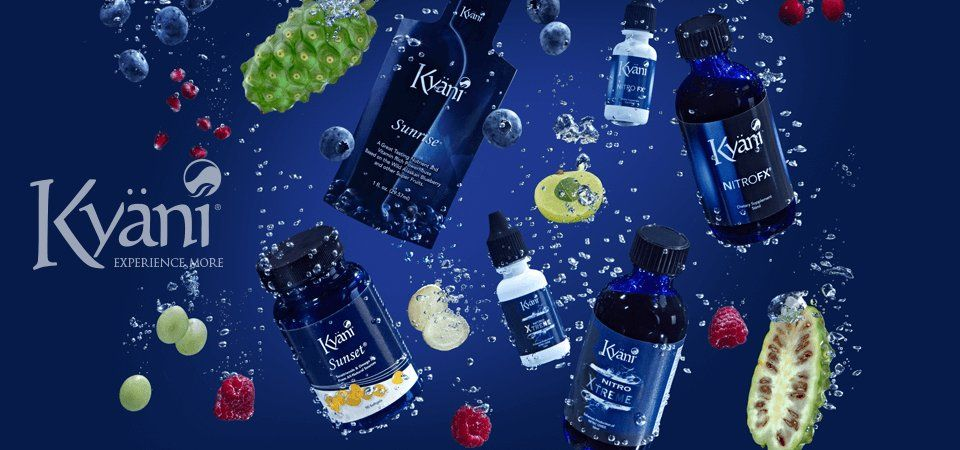 Kyani is the best health supplements in the marketplace and is an