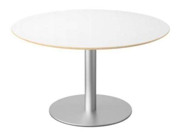 Erstaunlich Esstisch Rund Ikea