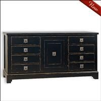 Love this dresser!  Especially the hardware :)