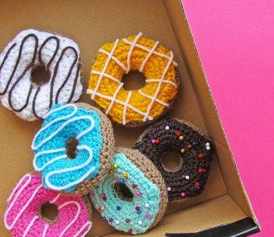 Gehaaktw donuts (Engelstalig)