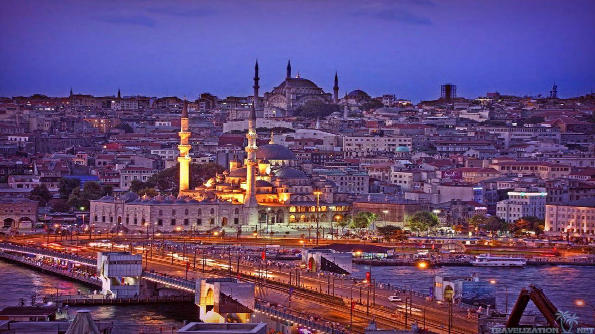 Imagenes Hd 1080p: Full HD 1080p Istanbul Wallpapers HD, Desktop Backgrounds