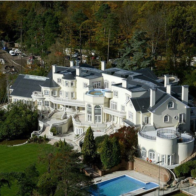 103 Bedroom Mansion Located Outside Of London England Via Lux Toys