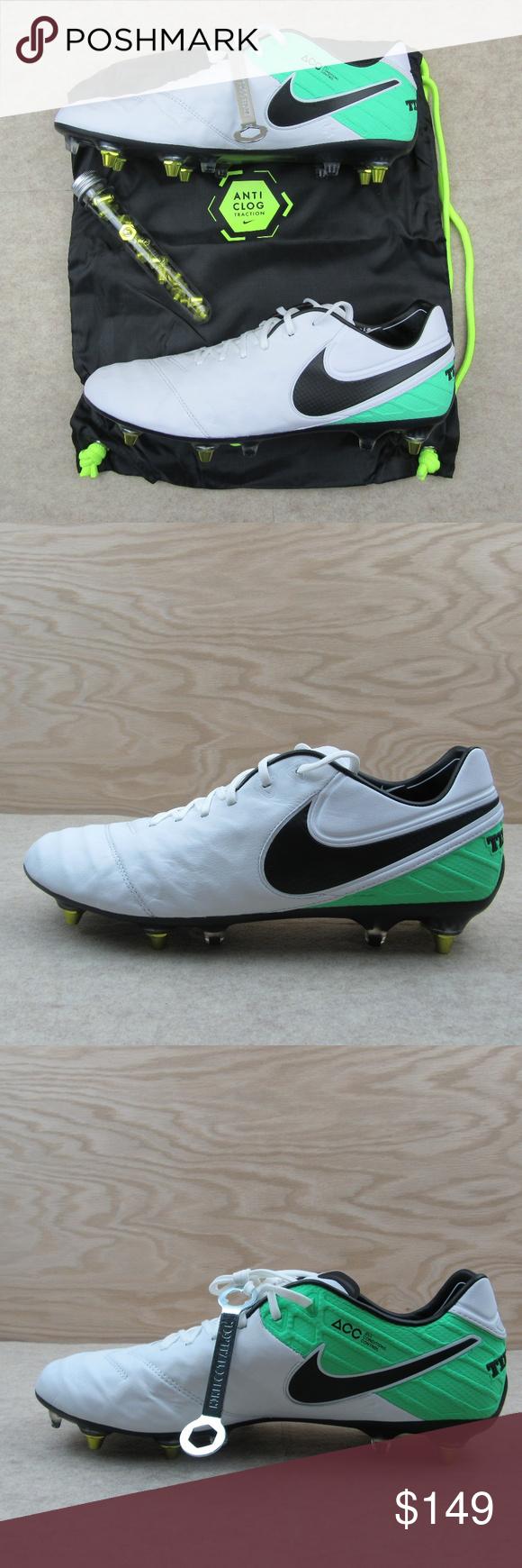 2a6886ba9 Nike Tiempo Legend VI SG-PRO Size 12 Soccer Cleats Nike Tiempo Legend VI SG