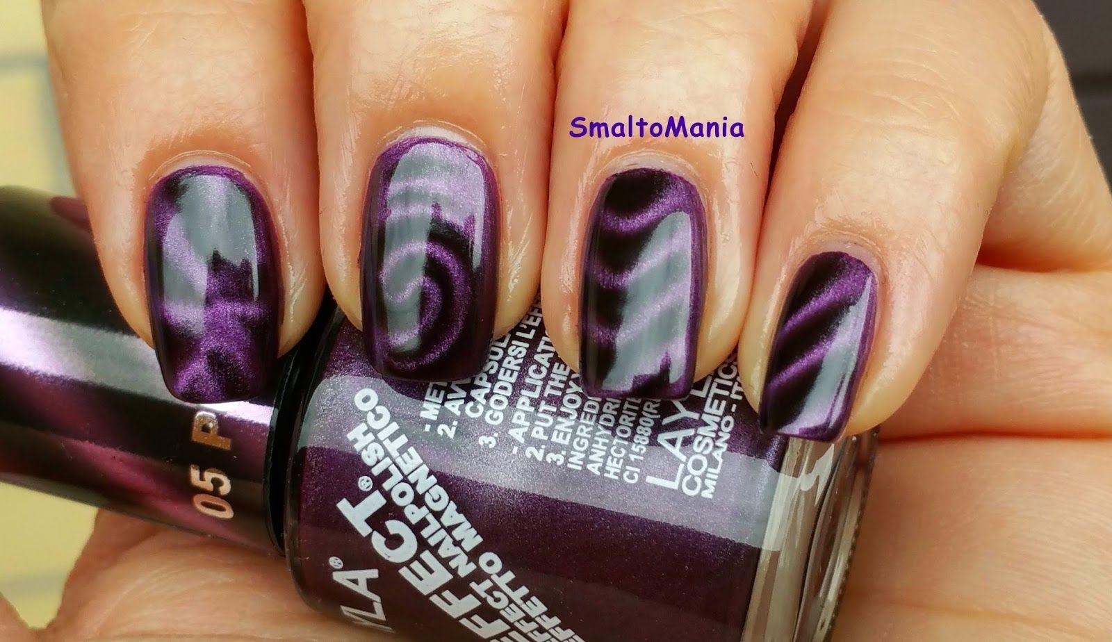 Finishpedia #17 - Magnetici: Layla Magneffect n. 05 Purple Galaxy