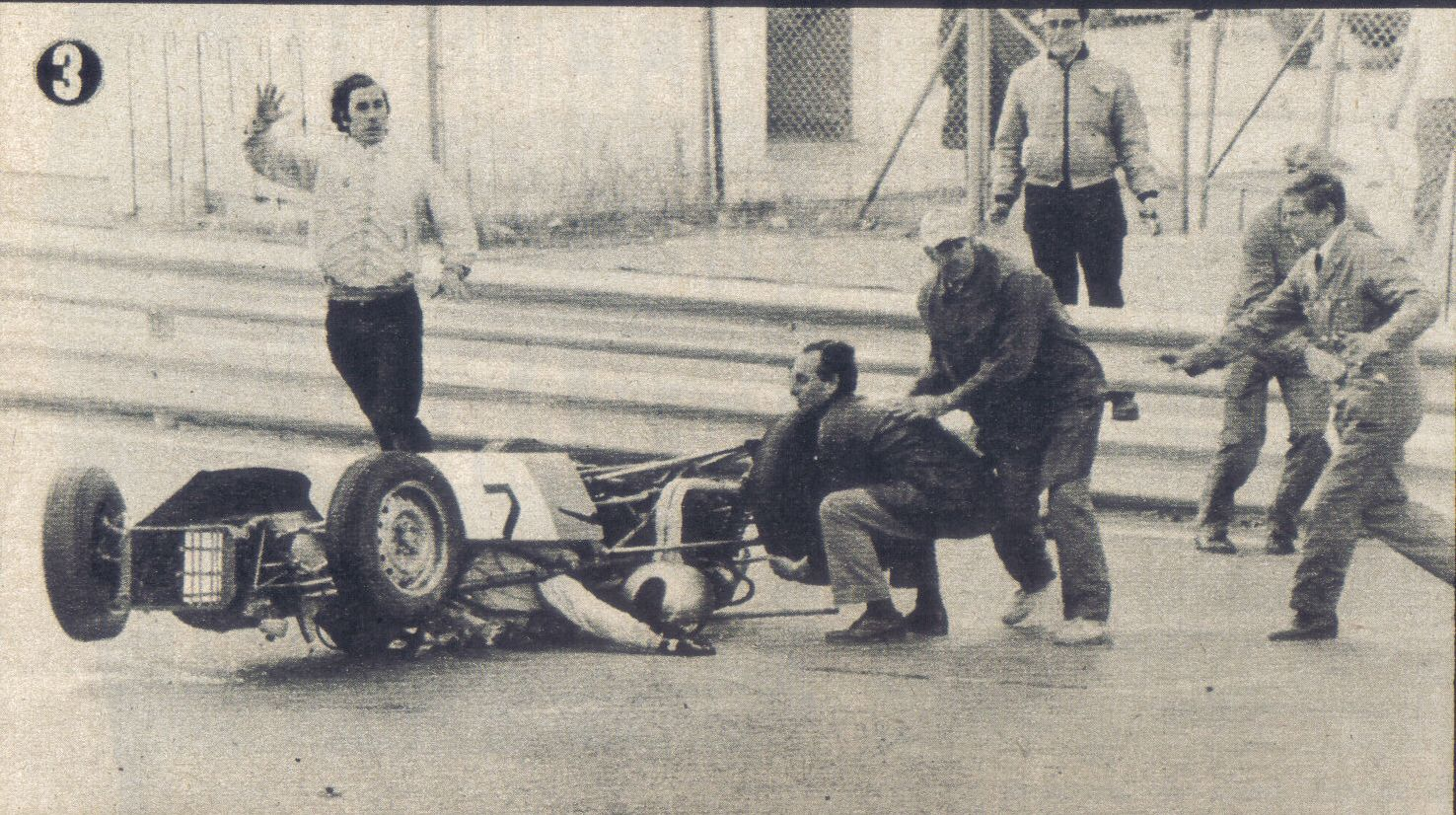 l NATIONAL CHAMPIONSHIP FORMULA 1430 - 1971 - EIGHTH TEST - NOVEMBER -1971 7-