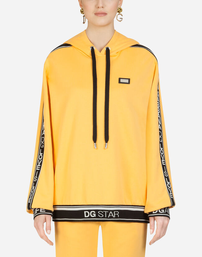 Collection JERSEY HOODIE