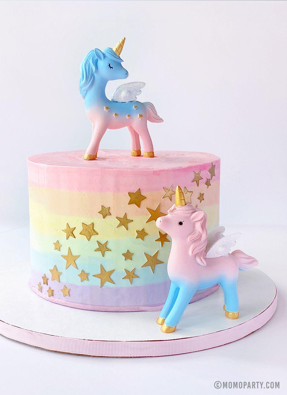 Unicorn Birthday Cake Ideas Unicorn Birthday Cake Rainbow Unicorn Cake Unicorn Themed Cake
