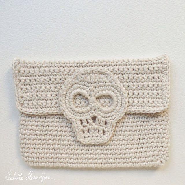 Isabelle Kessedjian   häkeln Taschen etc   Pinterest   Bolsos ...