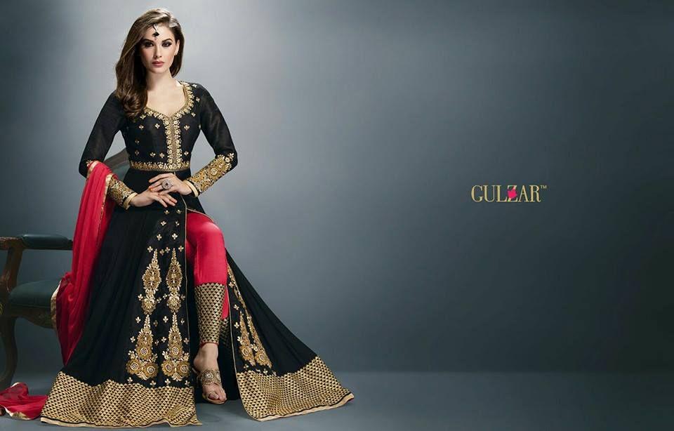 Robe de soiree en sari