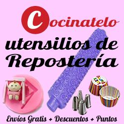 Utensilios de Reposteria