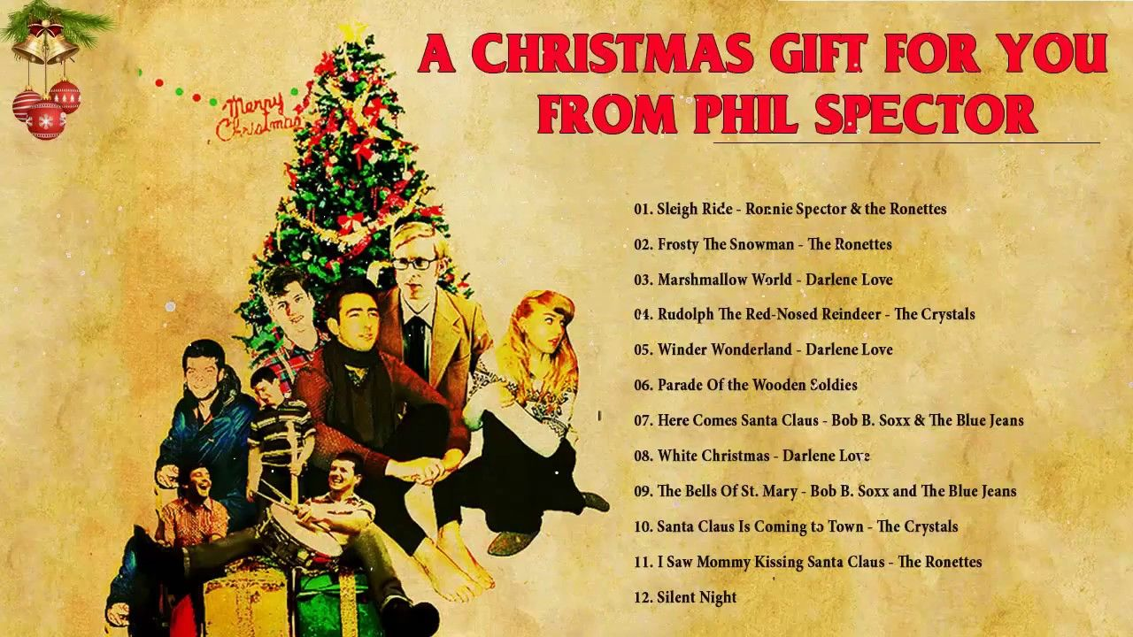 A Christmas Gift For You From Phil Spector.A Christmas Gift For You From Phil Spector Full Album Phil
