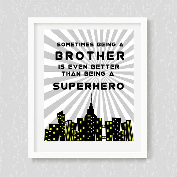 LEGO SUPER HEROES ***Wall Art***   Is perfect for your little ones bedrooms, party decor, playrooms!   °°° This is printable file and no physical