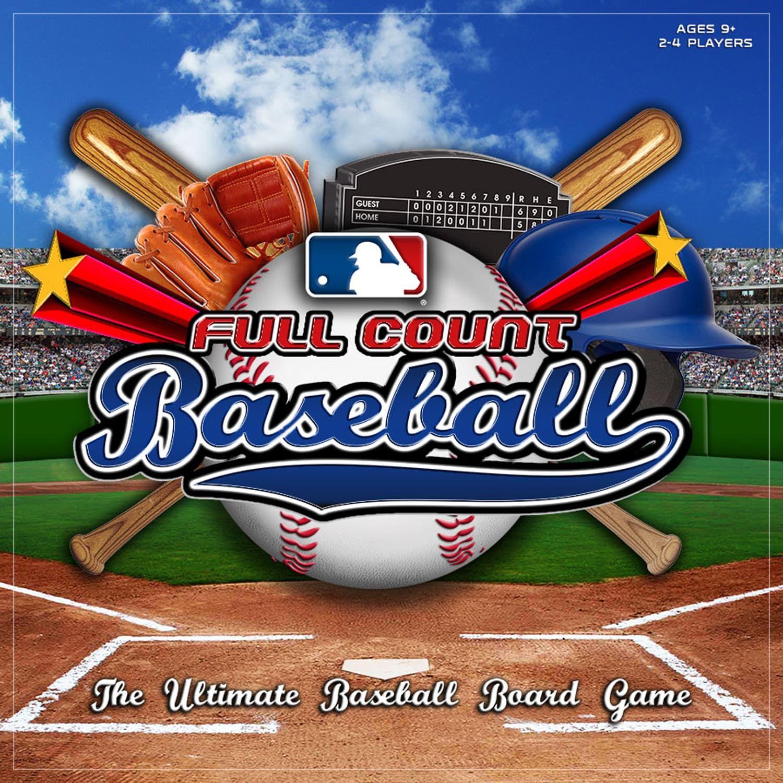 Mlb Full Count Baseball The Ultimate Baseball Board Game Board Games Baseball Games Online All Mlb Teams