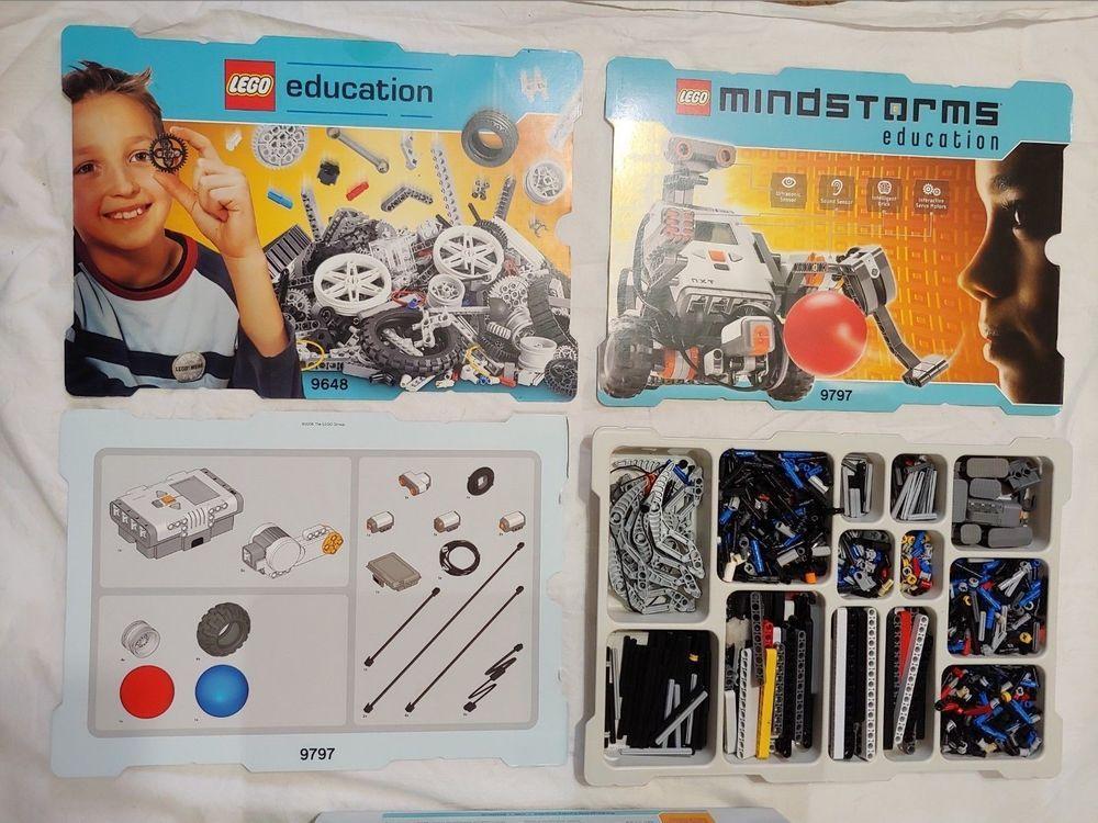 Lego Mindstorms Nxt 9797