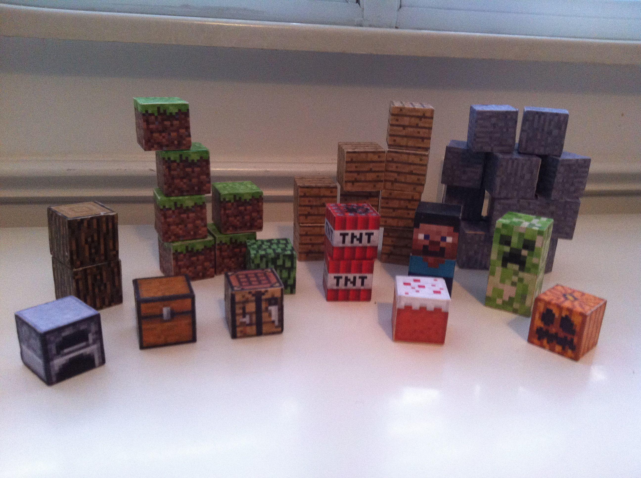 Wood Blocks Mod Minecraft