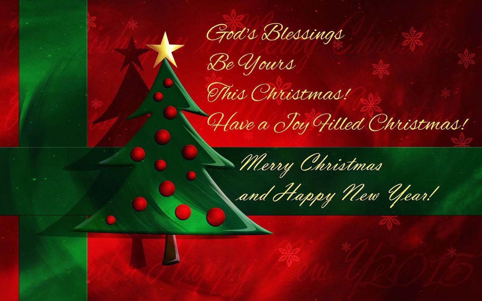 We wish you a merry Christmas and happy new year, written