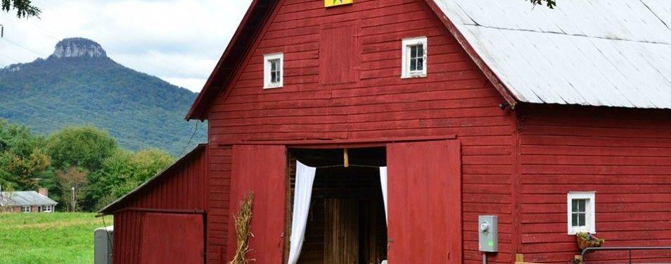 Cheap Wedding Insurance: Pilot View Farms, Pinnacle, NC