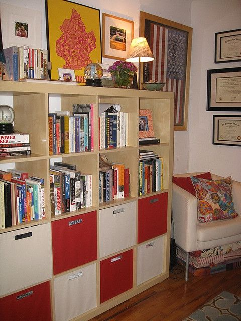 Genius Idea Ikea Expedit Shelves With Baskets For Storage: Shelves, Game Room Kids, Game Room