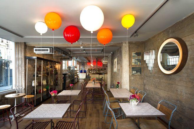 Brokis lamps at @Conceito: Firma Casa