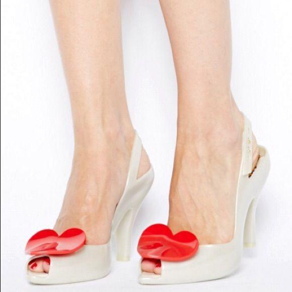 Vivienne Westwood Melissa Ultragirl Heels