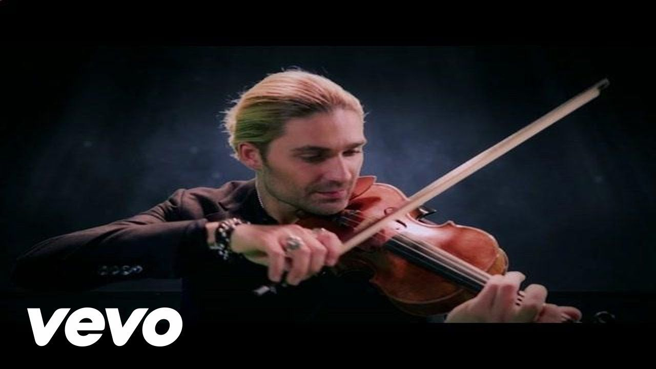 David Garrett - Viva La Vida To me, he is an epic violinist, and not saying he is the only great on, just he is very on it~