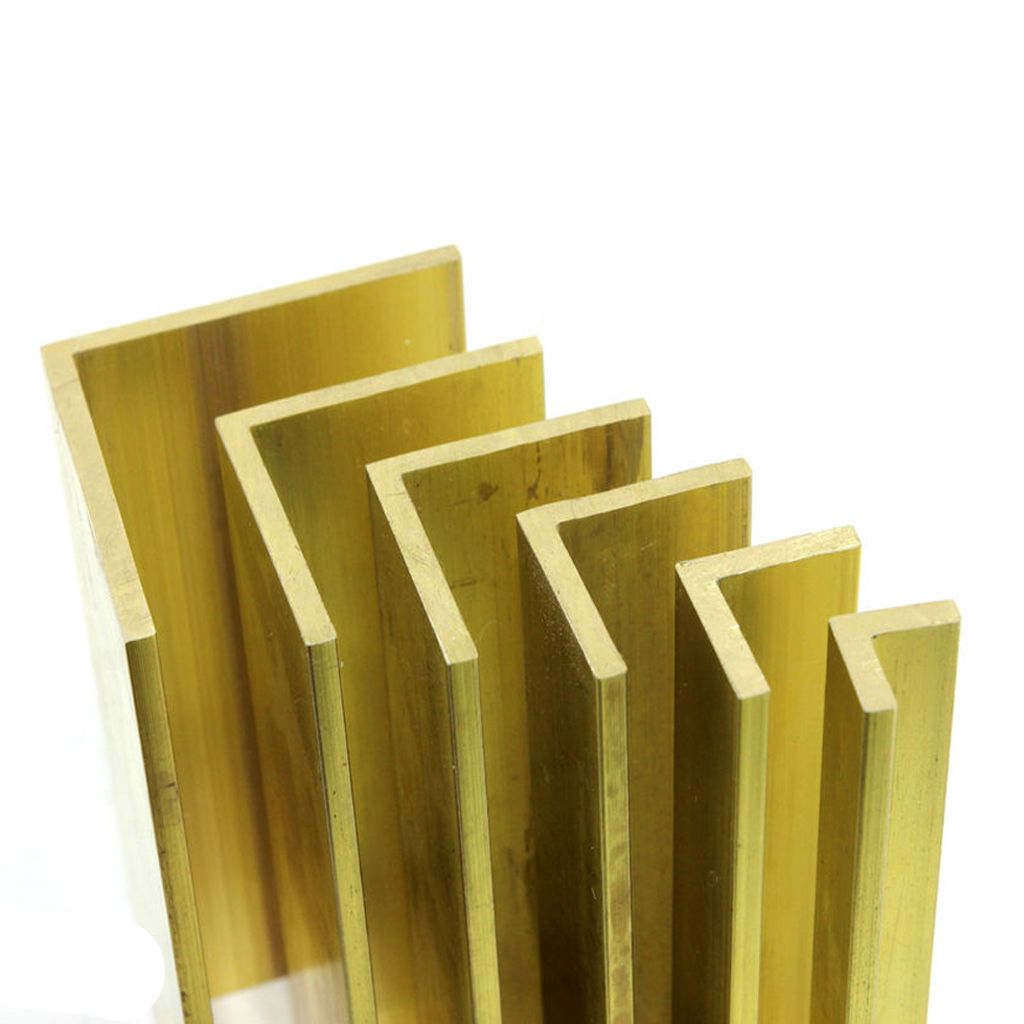 Brass Or Bronze Angles Are Often Used To Reinforce Edges And Corners Of Fixed Structures And Furniture Pieces As Well As Pro Stainless Steel Angle Copper Brass