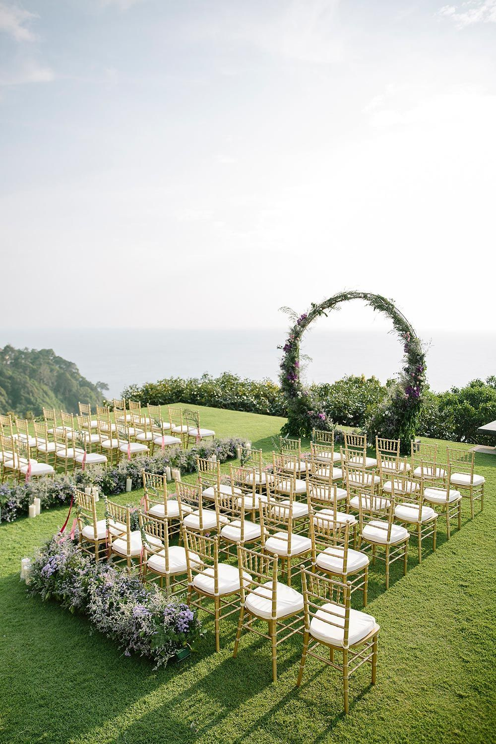 Magical Thailand Wedding Overlooking the Andaman Sea
